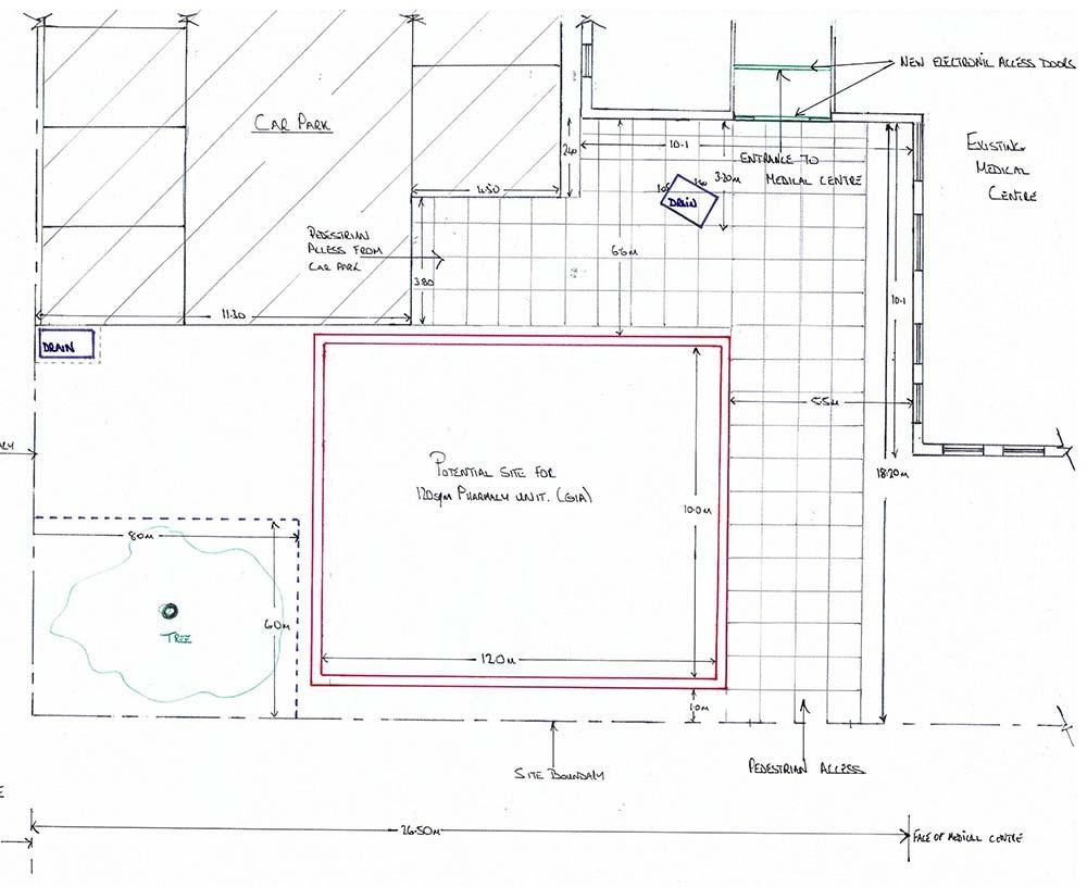 Four Acre Floorplan - GP Surveyors