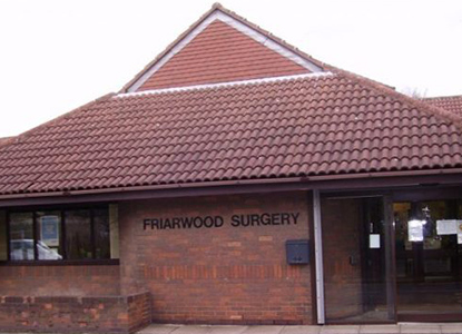 Friarwood Surgery - GP Surveyors